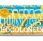 Tony'S Chocolonely Tony's Choclonely Wit Kurkuma Chai Kokos -Doos 15 stuks