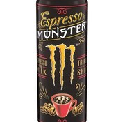 Monster Monster Espresso & Milk -Tray 12 blikjes