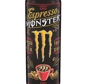 Monster Monster Triple Shot Espresso & Milk -Tray 12x250ml