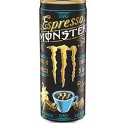 Monster Monster Espresso Vanilla -Tray 12 blikjes