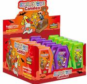 Starsweets Halloween Skeleton Candy -Doos 18 stuks