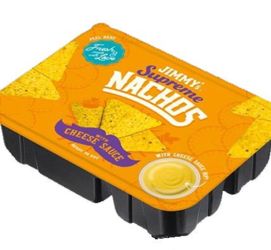 Nacho's TO GO Cheese Dip 200 gram -Doos 7 stuks