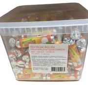 Promosweets Box Fruitrolletjes Silo 100 Stuks