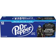Dr Pepper Dr Pepper Dark Berry -Tray 12 stuks