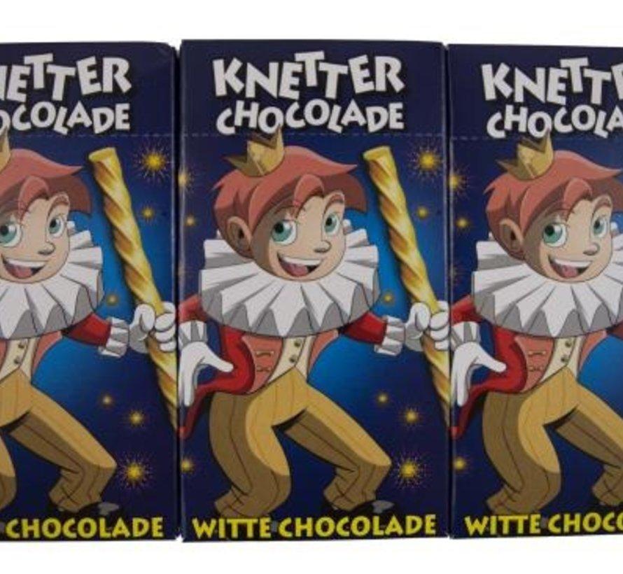 Knetter Witte Chocolade 3X 50Gr Doos 16 Stuks