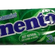 Mentos Mentos Spearmint 3-pack Doos 25 stuks