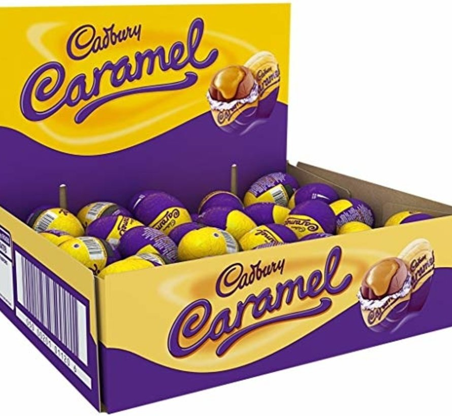 Cadbury Egg Caramel