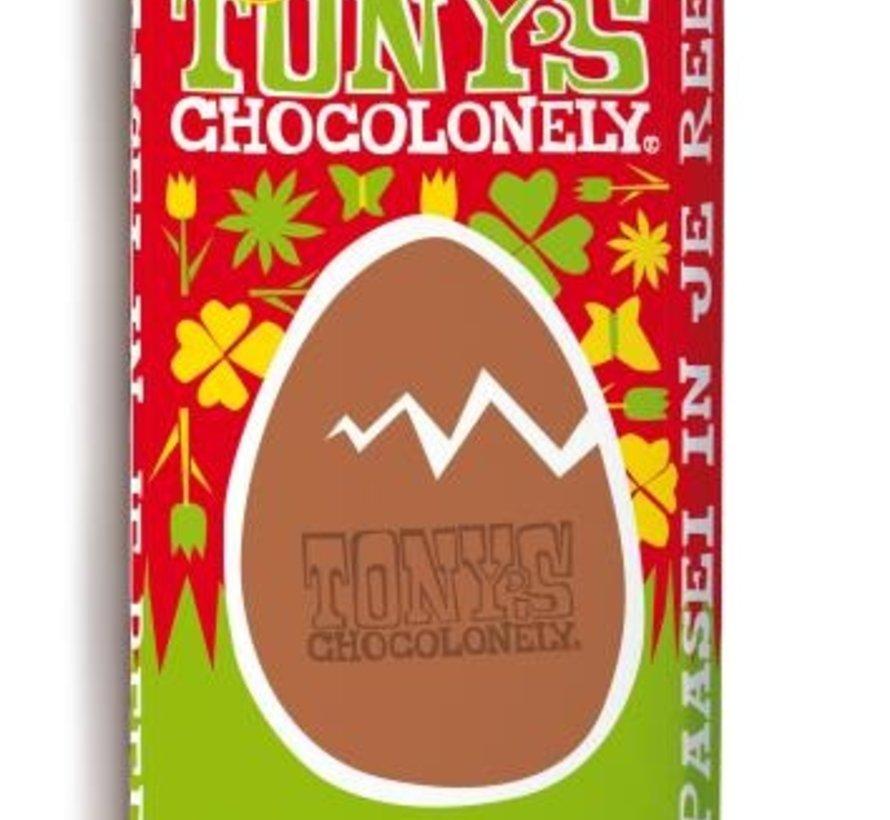 Paas Tony'S Chocolonely Pasen Meringue Citroen Tablet -Doos 15 stuks