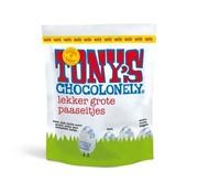 Tony'S Chocolonely Tony's Paas Eitjes Wit -Doos 24 stuks