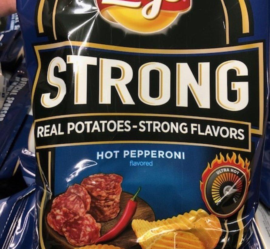 Lays Hot Pepperoni 130 gram