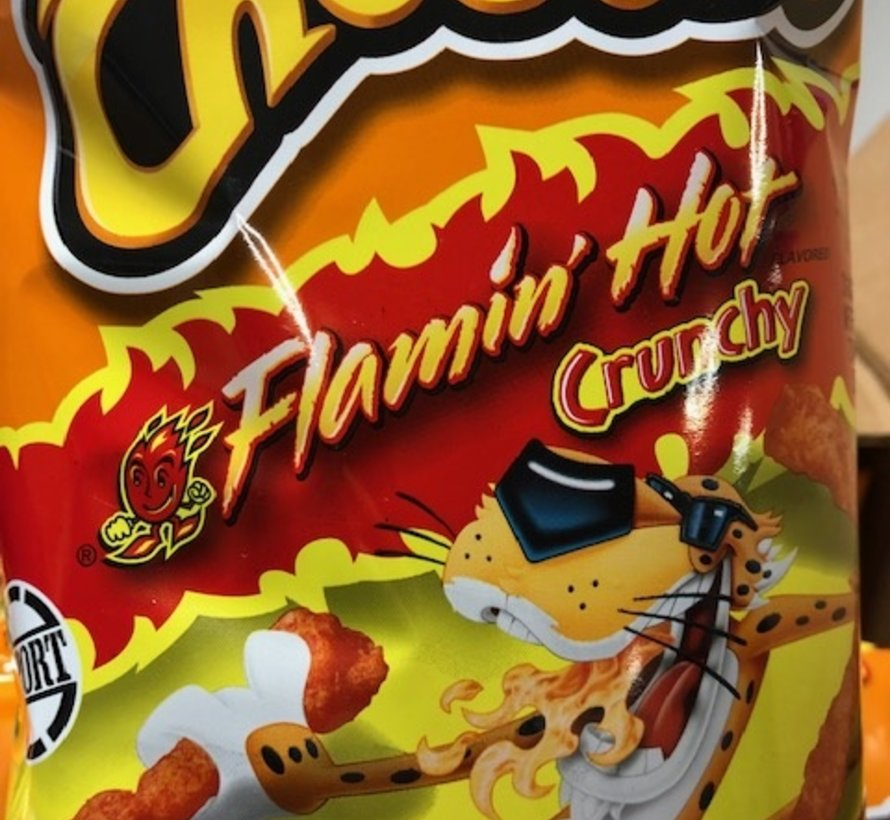 Cheetos Flamin Hot -226 gram
