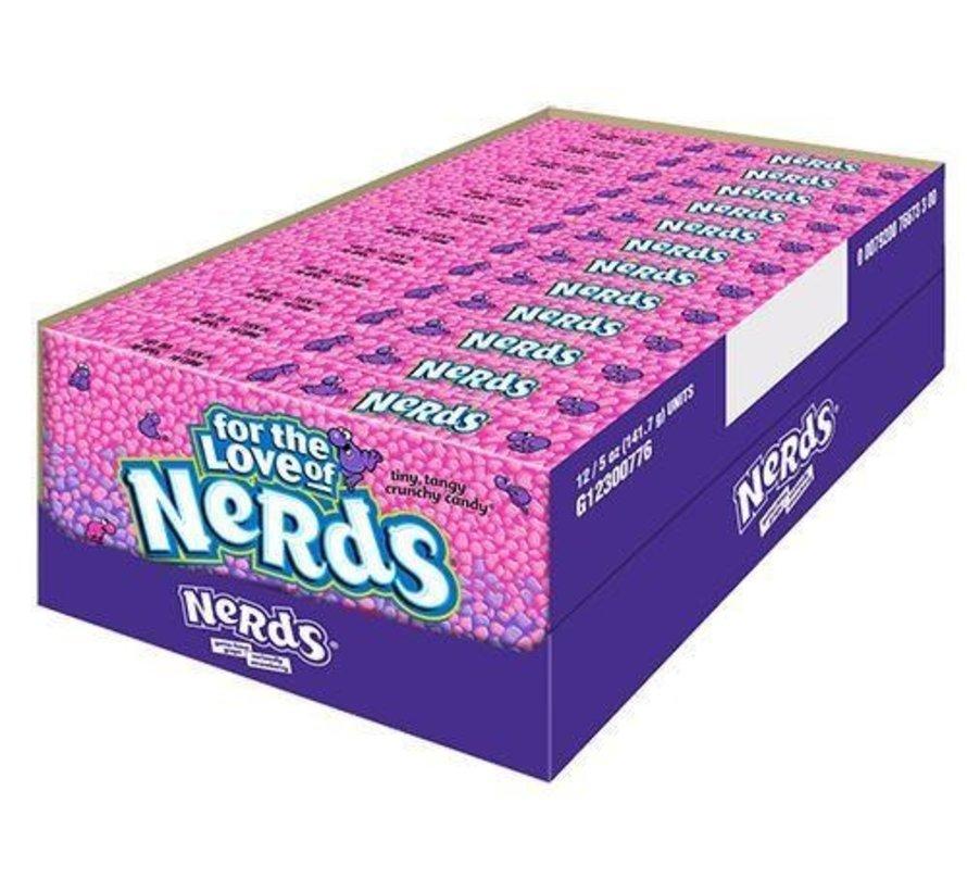Nerds Strawberry Grape -Doos 12 Stuks