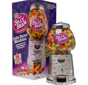 Jelly Bean Factory Jelly Bean Machine 600 gram -Doos 4 stuks