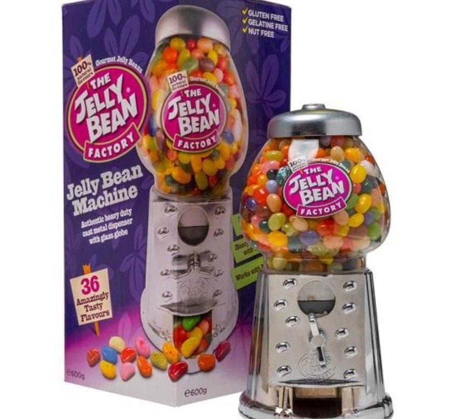 Jelly Bean Machine 600 gram -Doos 4 stuks