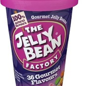 Jelly Bean Factory Jelly Beans Factory Cup -6 stuks 200 gram
