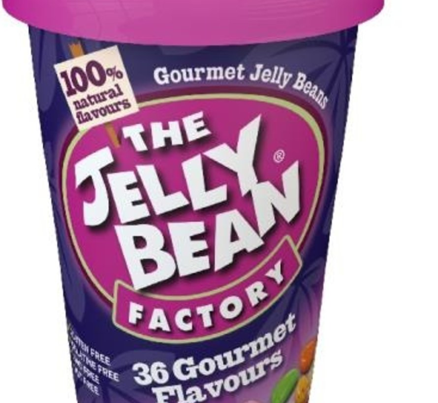 Jelly Beans Factory 'coffee' cup -Doos 6 x 200 gram