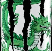 Monster Monster Dragon Green Tea Energy -Tray 24 stuks
