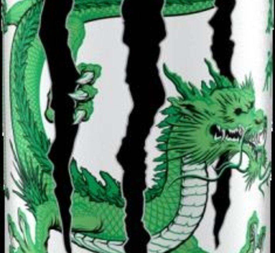 Monster Dragon Green Tea Energy -Tray 24 stuks