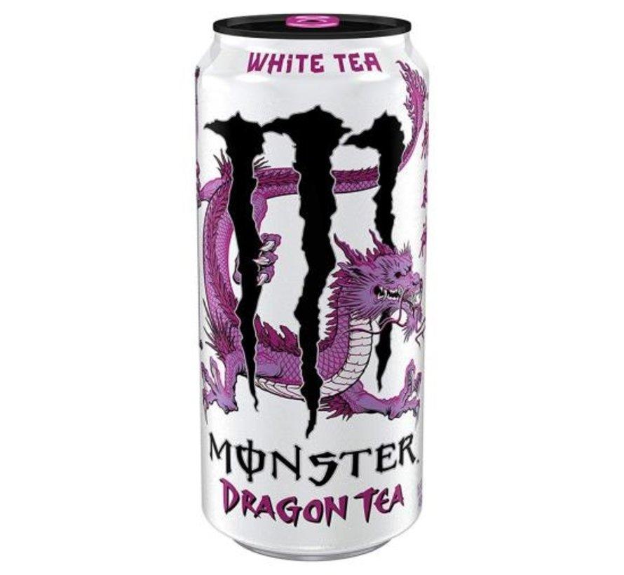 Monster Dragon White Tea Energy -Tray 24 stuks