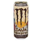 Monster Monster JAVA Oatmilk Energy  -Tray 12x473ml