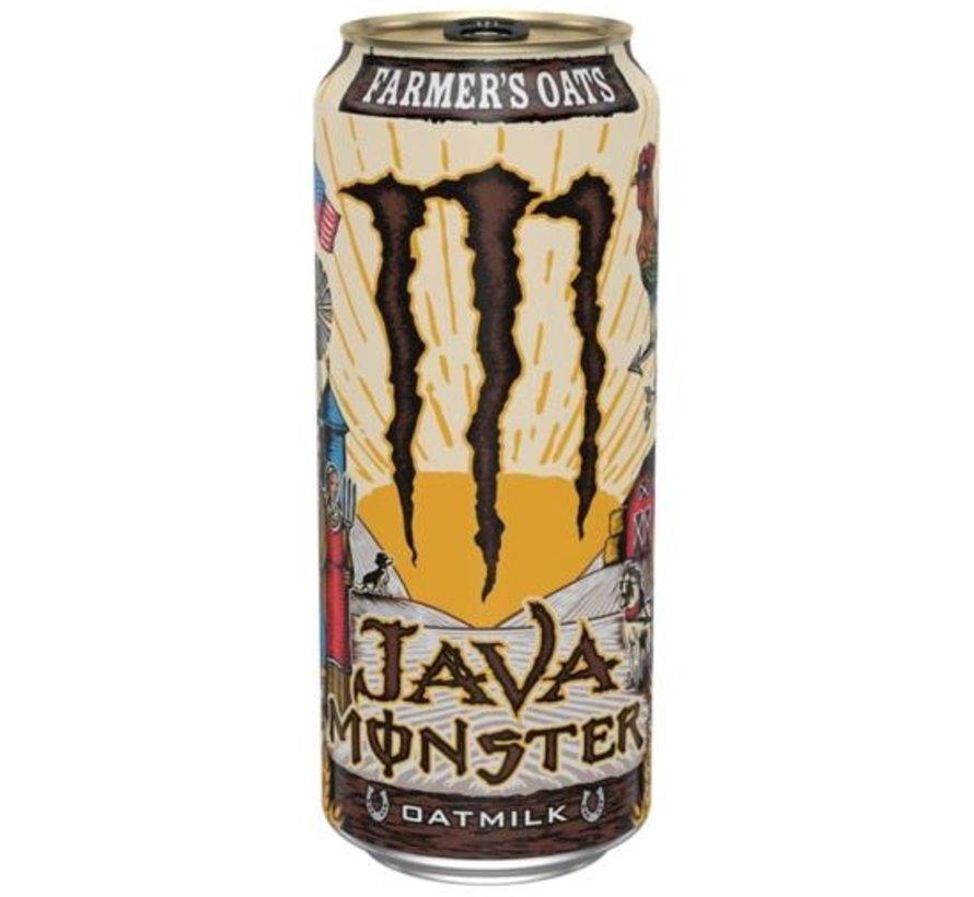 Monster Farmer's Oats Energy - Tray 12 stuks