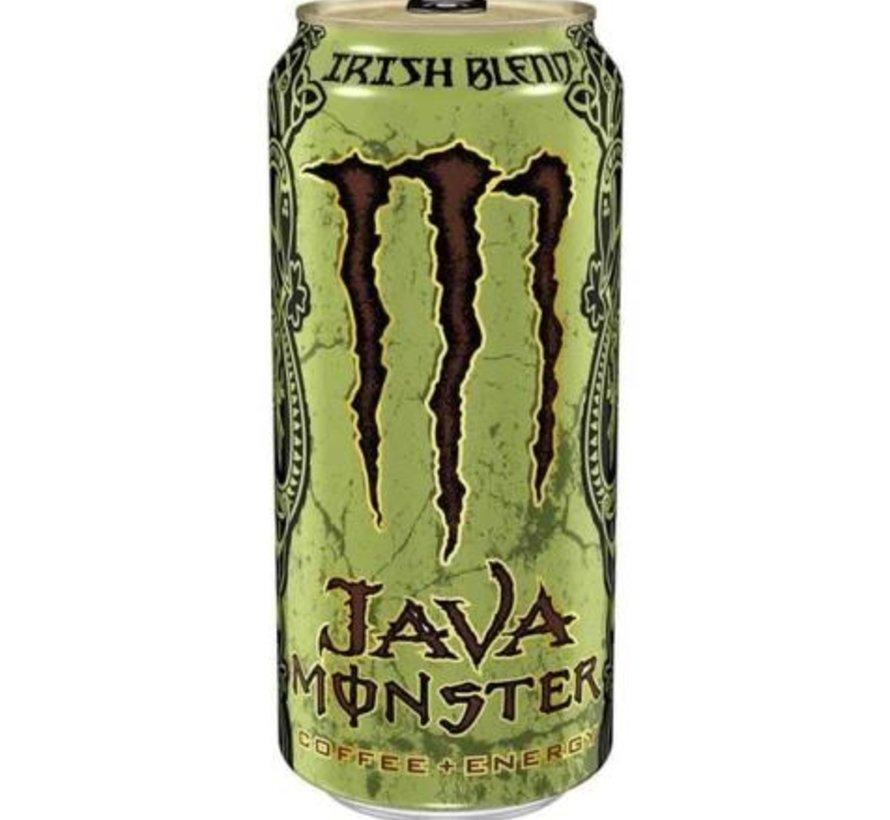 Monster Java Coffee Energy Irish Blend -Tray 12 stuks