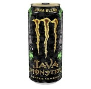 Monster Monster JAVA Kona Blend Coffee Energy -Tray 12x473ml
