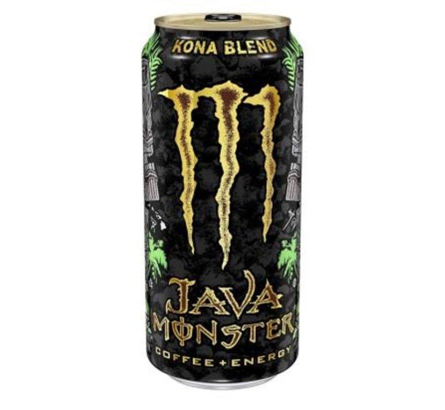 Monster Coffee Energy Kona Blend -Tray 12 x473ml