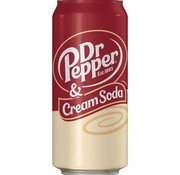Dr Pepper Dr Pepper Cream Soda -Tray 12 stuks