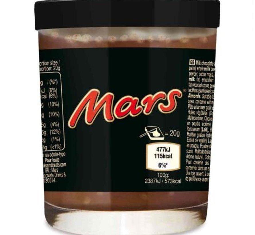 Mars Spread - 6 stuks