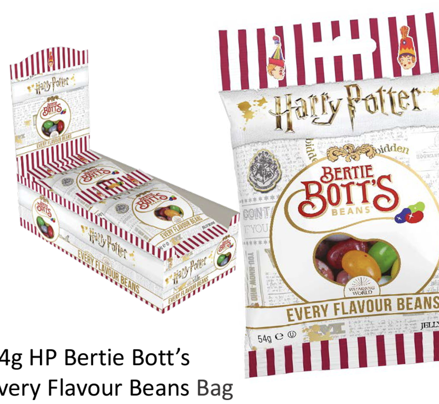Harry Potter Bertie Bott's -Bag