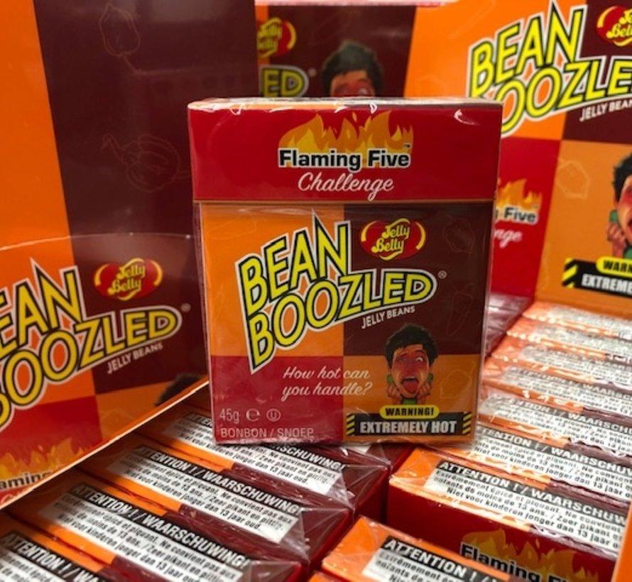 Bean Boozled Flaming Five -Flipbox