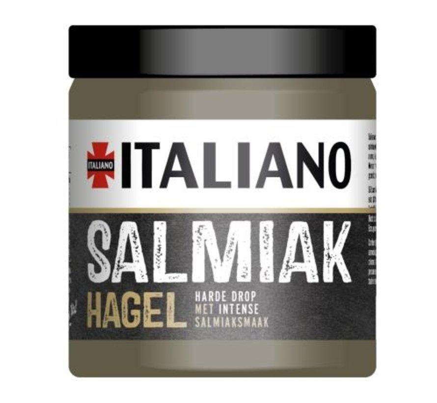 Italiano Salmiak Hagel Ballen  Doos 12x  Pot 170Gr