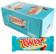 Mars Twix Salted Caramel Extra- Doos 24 stuks