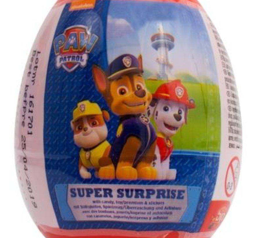 Paw Patrol Surprise Egg Doos 18 Stuks