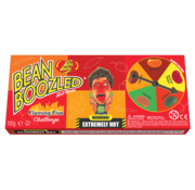 Jelly Belly  Hot Bean Boozled Flaming Five Spinner Giftbox