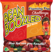 Jelly Belly  Hot Bean Boozled Flaming Five - Refill Bag