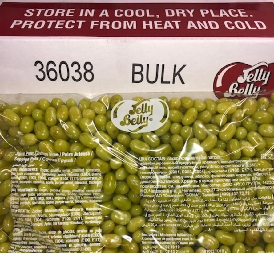 Jelly Belly Juicy Pear