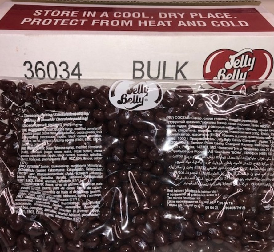 Jelly Belly Chocolate Pudding