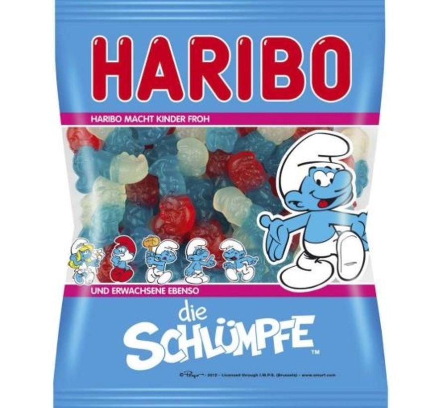Smurfen Haribo - Doos 18 x 200 gram