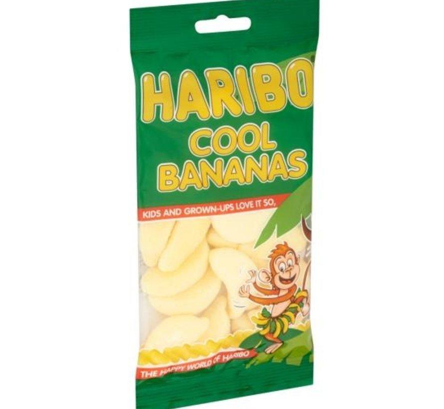Haribo Cool Bananas -Doos 8x100 gram