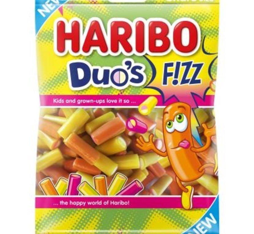Haribo Duo's F!ZZ -Doos 12x200 gram