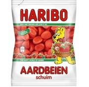 Haribo Schuim Aardbei -Doos 9 stuks