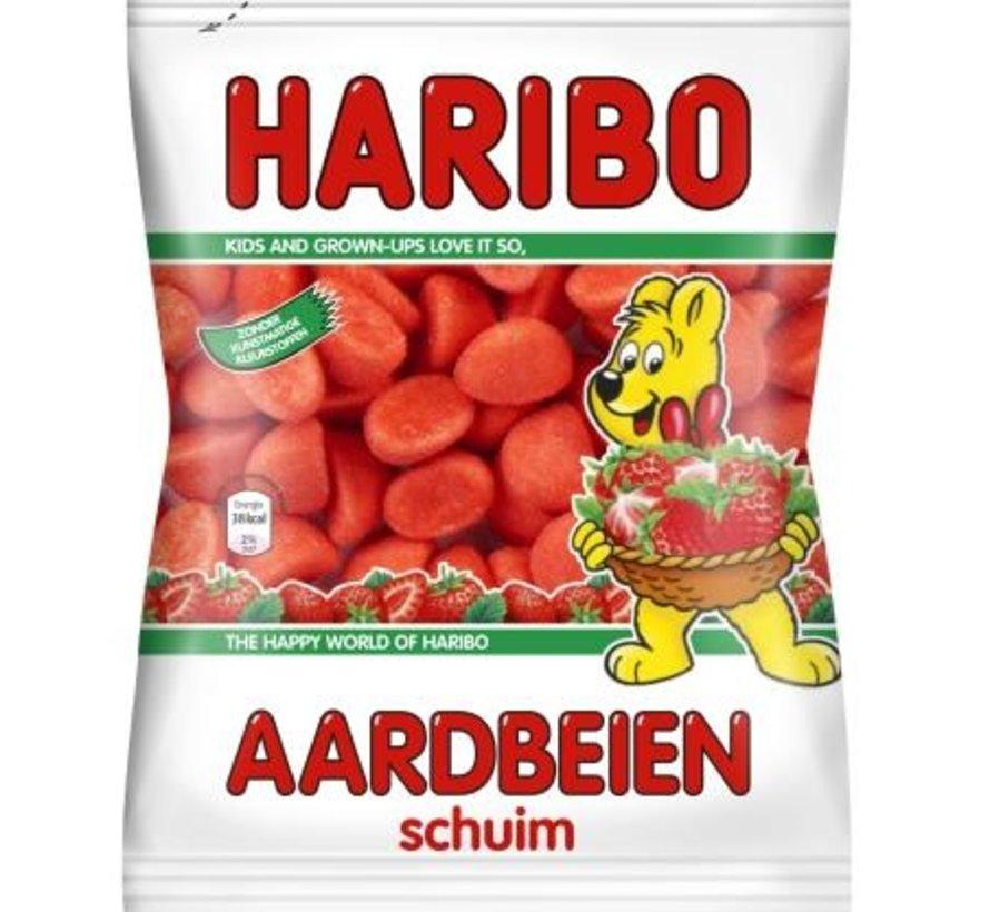 Haribo Schuim Aardbei -Doos 9x200 gram