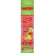 Haribo Spaghetti Sour Aardbei -Doos 15 stuks