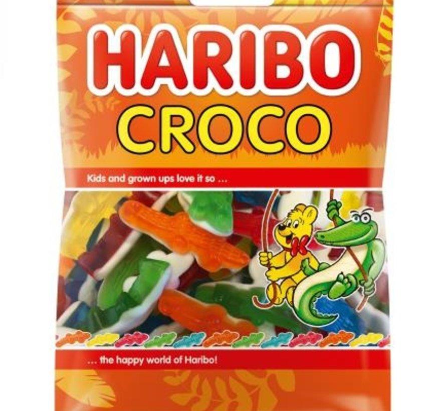 Haribo Krokodillen -Doos 12 x 250 gram