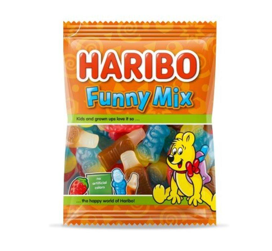 Haribo Funny Mix -Doos 12x250 gram