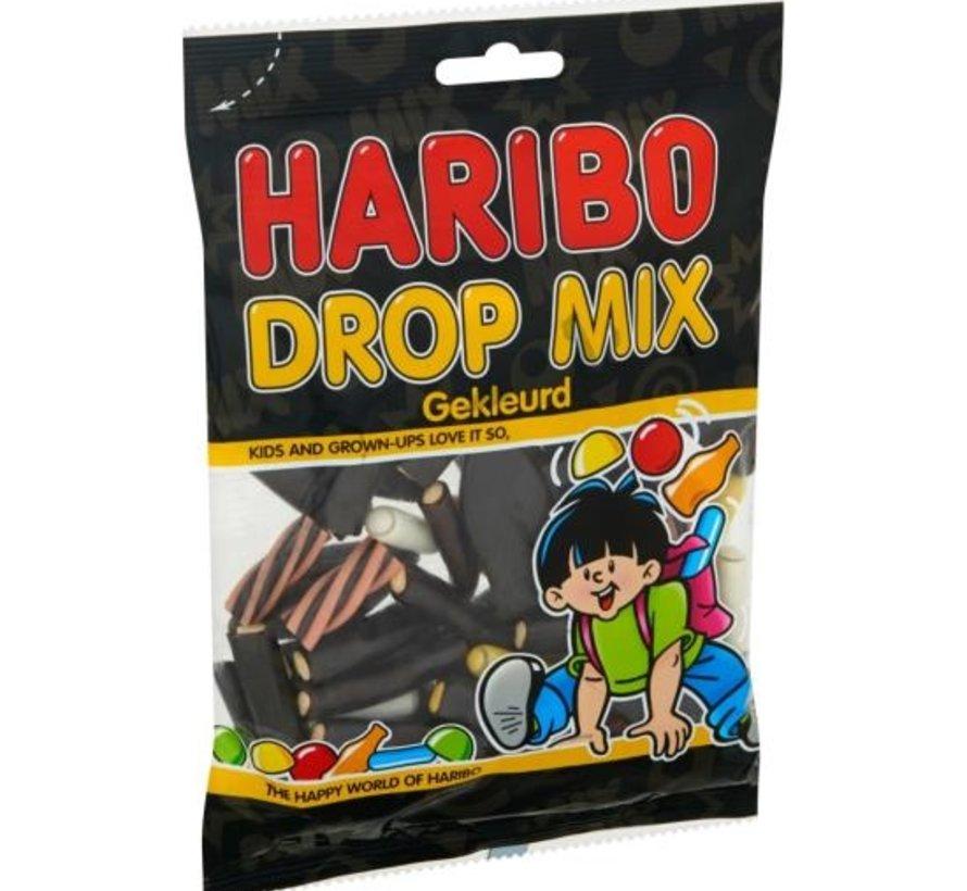Haribo Drop Mix Gekleurd -Doos 12x250gram