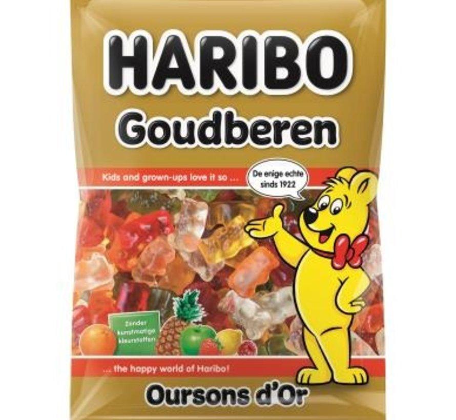 Haribo Goudbeertjes -Doos 10x250gram