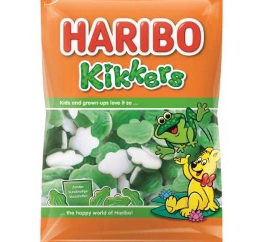 Haribo Groene Kikkers - Doos 12x250 gram
